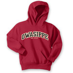 P123 - S20.0 - 2P Applique - PC90H - Owasippe Hoodie