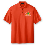 P123 - S34.0 - Emb - K500 - Adventure Camp Leader Polo with Left Chest Embroidery