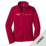 L217 - EMB - Ladies Fleece Jacket
