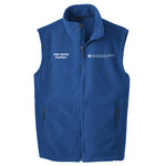 F219 - EMB - Fleece Vest