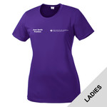 LST350 - P123 - PTAC Logo - EMB - PTAC Ladies Wicking T-Shirt